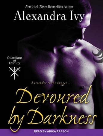 Devoured by Darkness, Alexandra Ivy