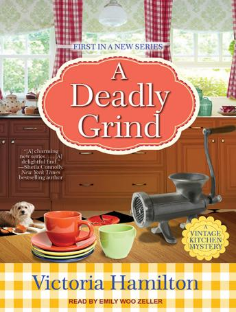 Download Deadly Grind by Victoria Hamilton