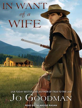 In Want of a Wife, Jo Goodman