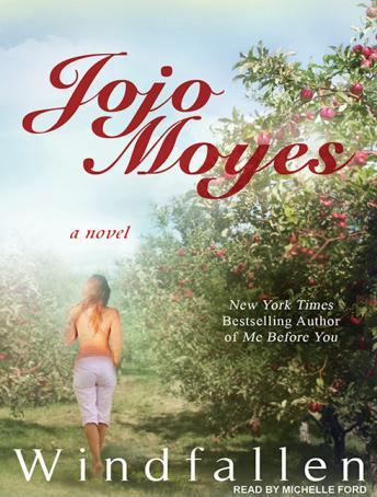 Windfallen, Audio book by Jojo Moyes