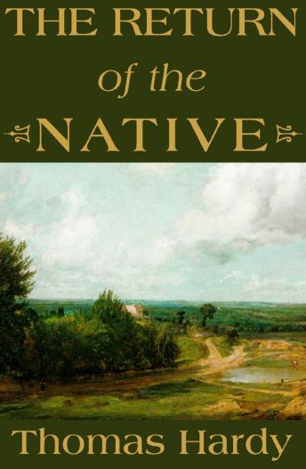 a description of edgon heath in the return of the native by thomas hardy