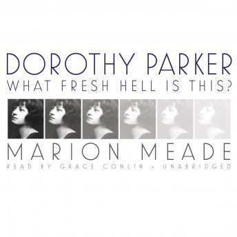 Download Dorothy Parker by Marion Meade