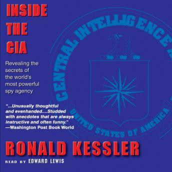 Inside the CIA, Ronald Kessler