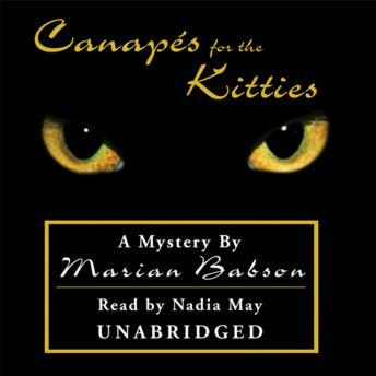 Canapés for the Kitties, Marion Babson