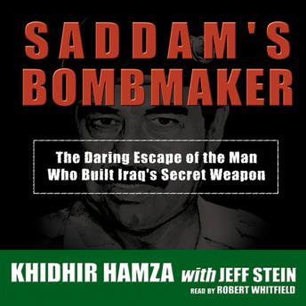 Download Saddam's Bombmaker by Khidhir Hamza, Jeff Stein