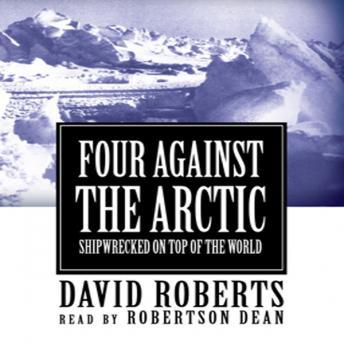 Four Against the Arctic, David Roberts