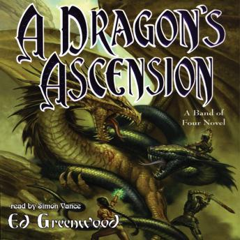Dragon's Ascension, Ed Greenwood