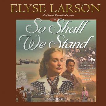 So Shall We Stand, Elyse Larson