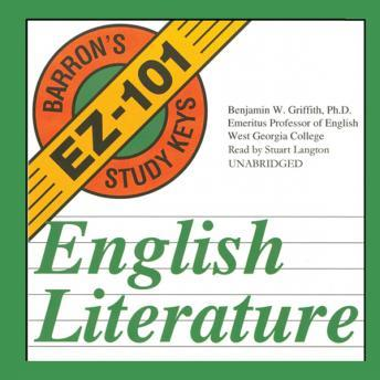 Barron's EZ101 Study Keys: English Literature