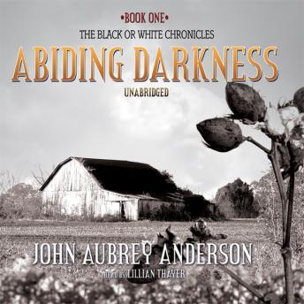 Download Abiding Darkness: Book One of The Black or White Chronicles by John Aubrey Anderson