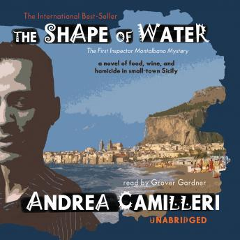 Shape of Water, Andrea Camilleri