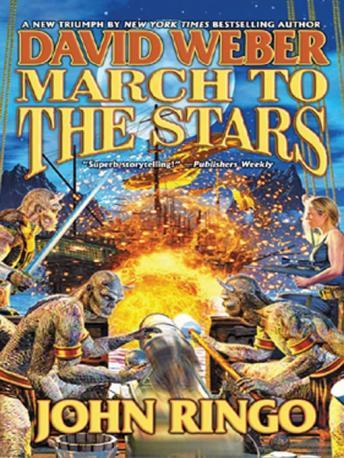 March to the Stars: Prince Roger Series, Book 3, David Weber
