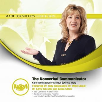 Download Nonverbal Communicator: Command Authority without Saying a Word by Made for Success