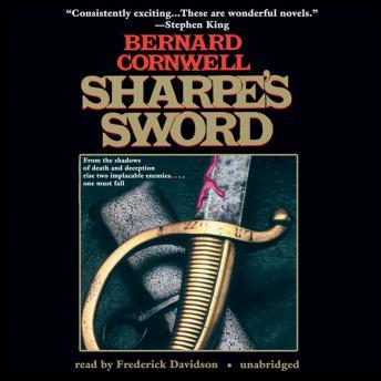 Sharpe's Sword: Richard Sharpe and the Salamanca Campaign, June and July 1812