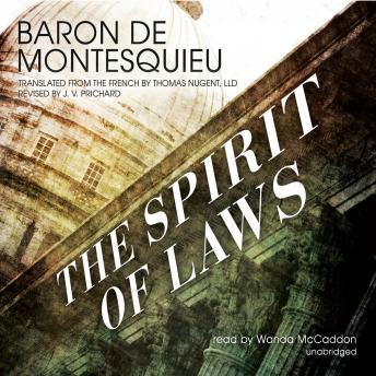 Spirit of the Laws sample.