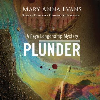 Plunder, Mary Anna Evans