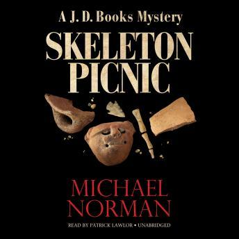 Skeleton Picnic: A J. D. Books Mystery, Michael Norman