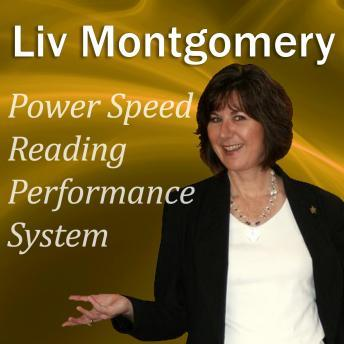 Power Speed Reading Performance System: Laugh While You Learn to Read Faster, Made for Success