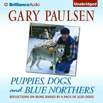 Puppies, Dogs, and Blue Northers, Gary Paulsen