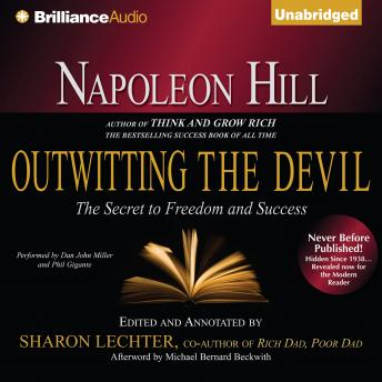 Outwitting the Devil: The Secret to Freedom and Success, Audio book by Napoleon Hill