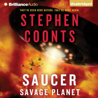 Saucer: Savage Planet, Stephen Coonts