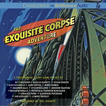 Exquisite Corpse Adventure: A Progressive Story Game, The National Children's Book and Literacy Alliance