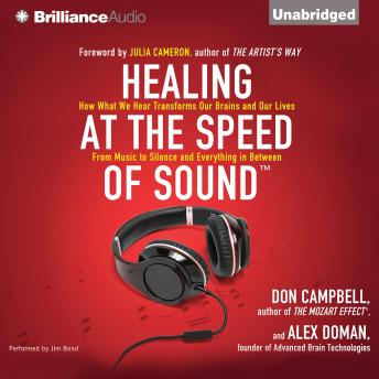 Healing at the Speed of Sound, Alex Doman, Don Campbell