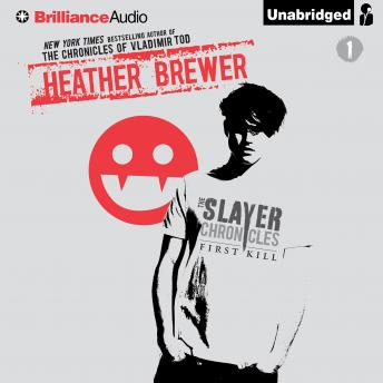 Slayer Chronicles: First Kill, Heather Brewer