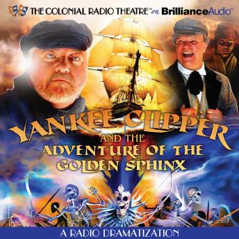 Download Yankee Clipper and the Adventure of the Golden Sphinx by Jerry Robbins