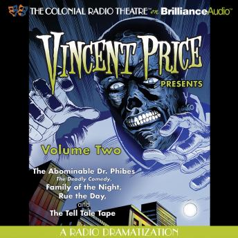 Vincent Price Presents - Volume Two