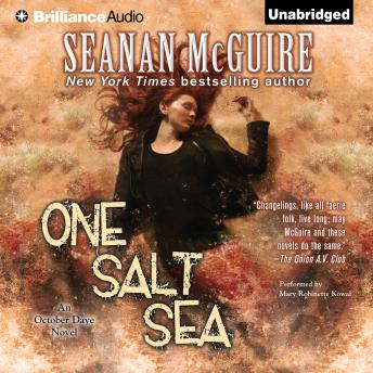 Download One Salt Sea by Seanan McGuire