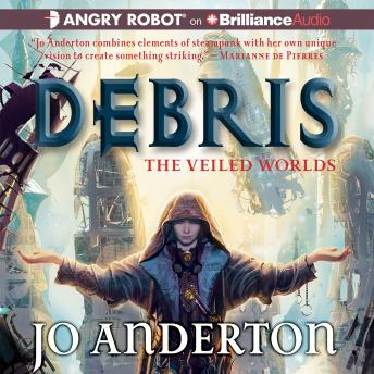 Download Debris by Jo Anderton