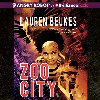 Download Zoo City by Lauren Beukes