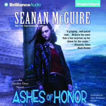 Ashes of Honor, Seanan McGuire