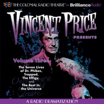 Vincent Price Presents - Volume Three
