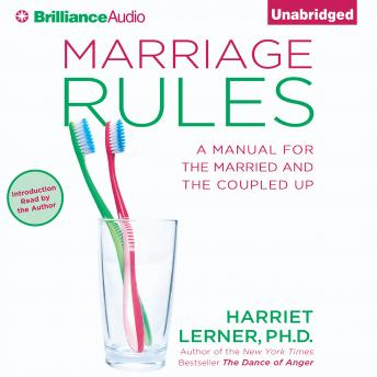 Marriage Rules, Harriet Lerner Ph. D.