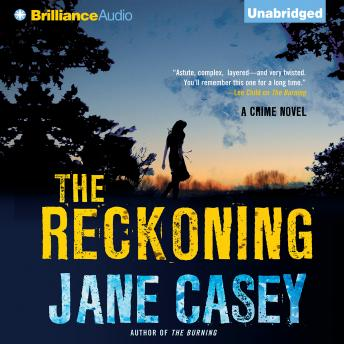 Reckoning, Jane Casey
