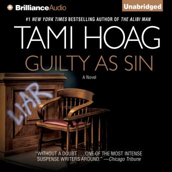 Guilty as Sin, Tami Hoag