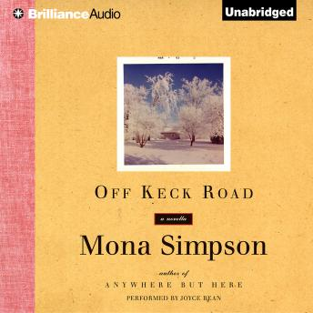 Off Keck Road, Mona Simpson