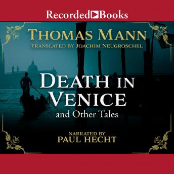 Death in Venice and Other Tales, Thomas Mann