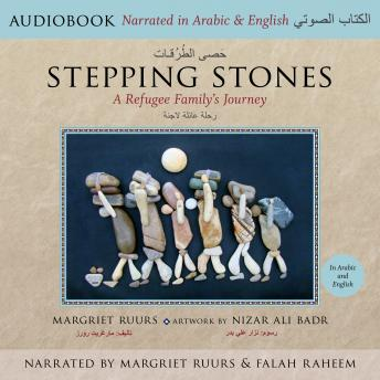 Stepping Stones: A Refugee Family's Journey, Margriet Ruurs