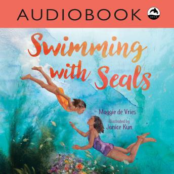 Download Swimming with Seals by Maggie De Vries
