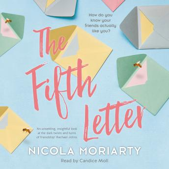 Fifth Letter, Nicola Moriarty