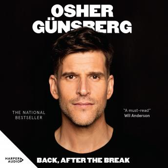 Back, After the Break, Audio book by Osher Günsberg