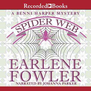 Spider Web, Earlene Fowler