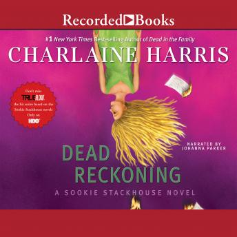 Dead Reckoning, Charlaine Harris