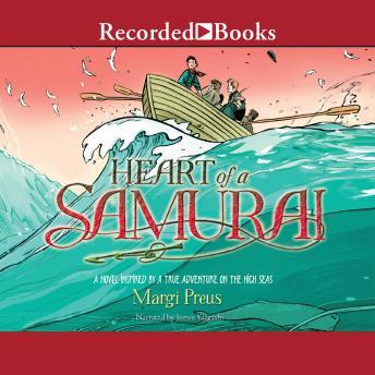 Heart of a Samurai, Margi Preus