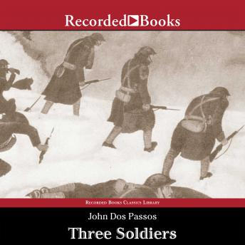 Three Soldiers, John Dos Passos