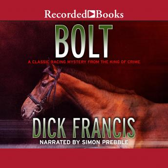 Bolt, Dick Francis