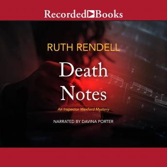 Death Notes, Ruth Rendell